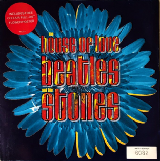 "House Of Love ‎(The) - Beatles And The Stones (7"") (EX/EX-)"